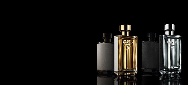 Consigue un espejo de regalo por la compra de productos Prada superior a 55€