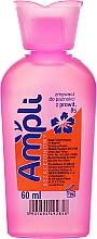 Perfumería y cosmética Quitaesmalte sin acetona, rosa - Ampli