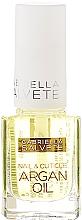 Perfumería y cosmética Aceite de argán para uñas y cutículas - Gabriella Salvete Nail Care Nail & Cuticle Argan Oil