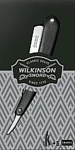 Perfumería y cosmética Navaja de afeitar + 5uds. hojas de repuesto - Wilkinson Sword Vintage Edition Cut Throat