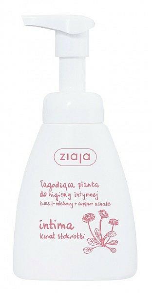 Espuma para higiene íntima de ácido láctico con aroma a margarita - Ziaja Intima Foam