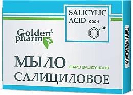 Perfumería y cosmética Jabón con ácido salicílico - Golden Pharm
