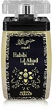 Perfumería y cosmética Nabeel Habibi Lil Abad Black - Eau de parfum