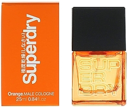 Perfumería y cosmética Superdry Orange - Agua de colonia
