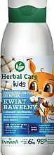 Perfumería y cosmética Crema de ducha para niños, cuerpo, cabello y rostro - Farmona Herbal Care Kids
