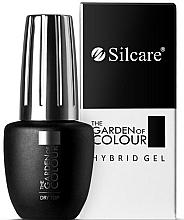 Perfumería y cosmética Top coat híbrido, UV/LED - Silcare Dry Top From The Garden Of Color