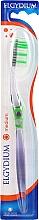 Perfumería y cosmética Cepillo dental de dureza media, verde - Elgydium Inter-Active Medium Toothbrush