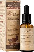 Perfumería y cosmética Botavikos - Aceite de malagueta para crecimiento y fortalecimiento de cejas y pestañas