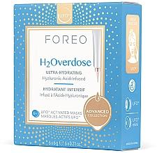 Perfumería y cosmética Mascarilla facial de hidratación intensa activada por UFO con ácido hialurónico - Foreo Ufo H2Overdose Mask