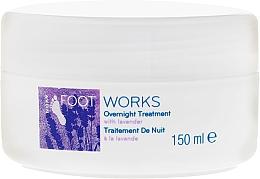 Perfumería y cosmética Crema de noche para pies con extracto de lavanda - Avon Foot Works Overnight Tretment
