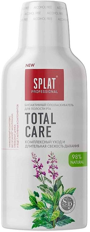 Enjuague bucal antibacteriano y blanqueamiento dental con extracto de corteza de magnolia - SPLAT Total Care