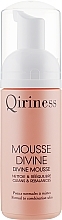 Perfumería y cosmética Espuma de limpieza facial con extracto de frambuesa - Qiriness Divine Mousse