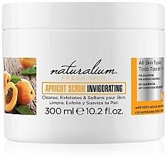 Perfumería y cosmética Exfoliante corporal vigorizante - Naturalium Fresh Skin Apricot