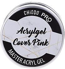Perfumería y cosmética Gel constructor de uñas, rosa - Chiodo Pro Acryl Gel Cover Pink