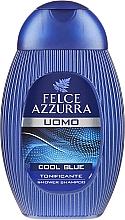 """Perfumería y cosmética Champú y gel de ducha 2en1 """"Cool Blue"""" - Paglieri Felce Azzurra Shampoo And Shower Gel For Man"""