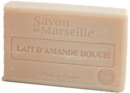 Perfumería y cosmética Jabón natural con leche de almendra dulce - Le Chatelard 1802 Soap Almond Milk