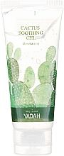Perfumería y cosmética Gel facial hidratante con extracto de cactus - Yadah Cactus Soothing Gel