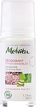 Perfumería y cosmética Desodorante para pieles sensibles con bisabolol y jugo de aloe vera - Melvita Body Care Deodorant Sensetive Skin