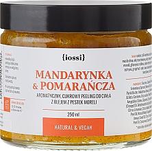 Perfumería y cosmética Exfoliante corporal de azúcar con mandarina y naranja - Iossi Body Scrub