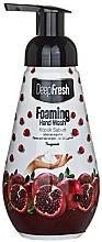 Perfumería y cosmética Espuma de manos con aroma a granada - Aksan Deep Fresh Foaming Hand Wash Pomegranate