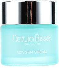 Crema facial purificante con oxígeno activo - Natura Bisse Oxygen Cream — imagen N1
