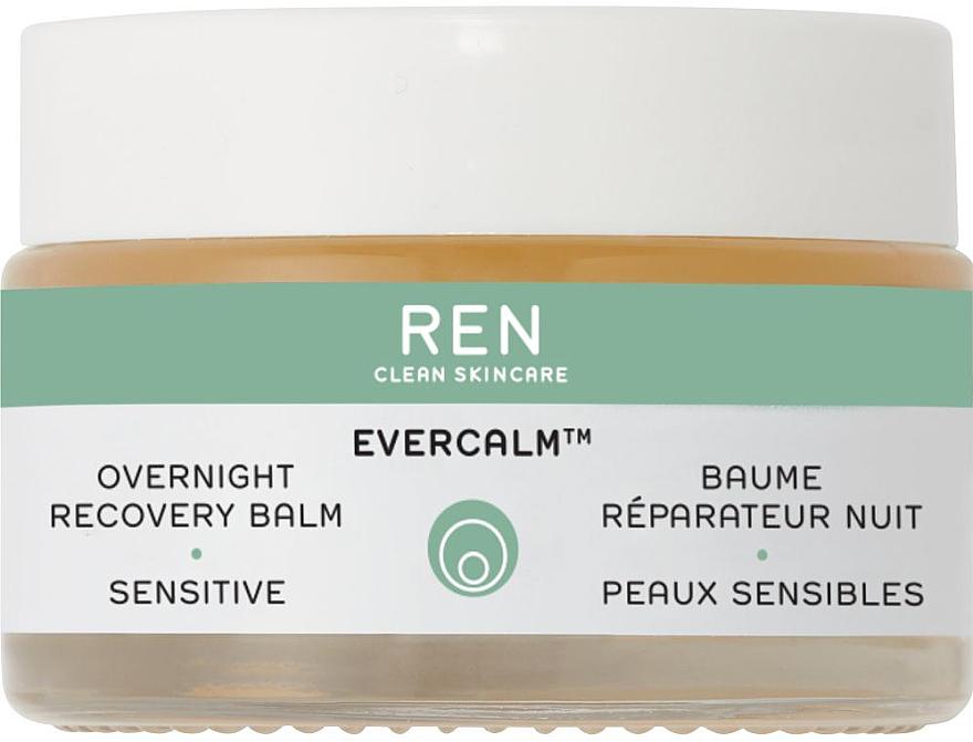 Bálsamo facial reparador con aceite de almendras - Ren Evercalm