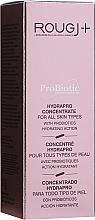 Perfumería y cosmética Concentrado facial hidratante con probiótico y aceite de caléndula - Rougj+ ProBiotic Concentrato Hydrapro