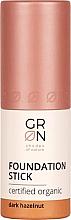 Perfumería y cosmética Base de maquillaje en stick de alta cobertura, vegana - GRN Foundation Stick