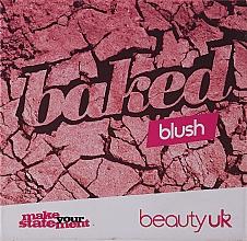 Perfumería y cosmética Colorete facial cocido - Beauty UK Cosmetics Baked Blusher