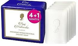 Perfumería y cosmética Jabón corporal cremoso - Pani Walewska Classic Creamy Soap