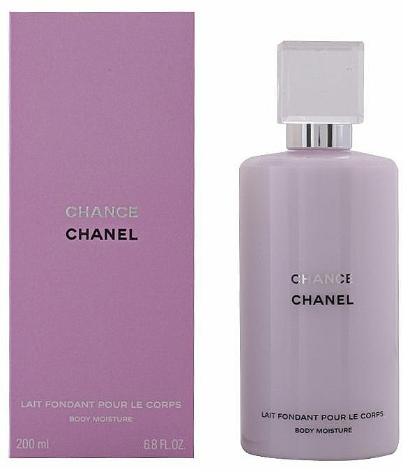 Chanel Chance - Leche fundente para el cuerpo — imagen N1