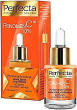 Perfumería y cosmética Concentrado facial reafirmante con retinol y ácido hialurónico - Perfecta Fenomen C 10% Booster