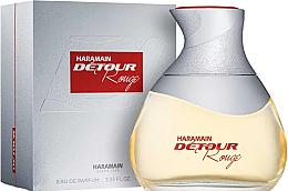 Perfumería y cosmética Al Haramain Detour Rouge - Eau de parfum