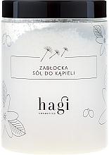 Perfumería y cosmética Sales de baño con aceite de coco & extracto de flor de Tahiti - Hagi Bath Salt