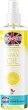Perfumería y cosmética Aceite de limón corporal post depilatorio - Ronney Wax Oil Lemon