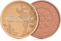 """Perfumería y cosmética Polvo bronceador """"Terra Caramel"""" - Couleur Caramel Cooked Powder"""