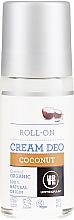 Perfumería y cosmética Desodorante antitranspirante roll-on cremoso con aceite de coco - Urtekram Coconut Cream Deodorant Roll-on