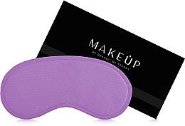 Perfumería y cosmética Antifaz para dormir, violeta, Clásico - MakeUp