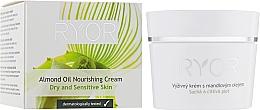 Perfumería y cosmética Crema facial nutritiva con aceite de almendra - Ryor Face Care