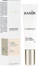 Perfumería y cosmética Crema contorno de ojos calmante - Babor Skinovage Calming Eye Cream