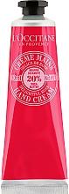 Perfumería y cosmética Crema de manos y uñas con 20% karité, aroma rosas - L'Occitane Roses et Reines Hand & Nail Cream