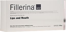 Perfumería y cosmética Tratamiento dermocosmético en gel para efecto relleno de labios, grado 4 plus - Fillerina Lips And Mouth Grade 4 Plus