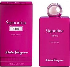 Perfumería y cosmética Salvatore Ferragamo Signorina Ribelle - Loción corporal perfumada