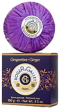 Perfumería y cosmética Roger & Gallet Gingembre - Jabón corporal perfumado