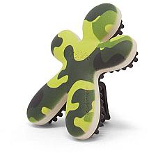 Perfumería y cosmética Ambientador de coche con aroma a pino y eucalipto - Mr&Mrs Niki Pine & Eucalyptus Green Camouflage
