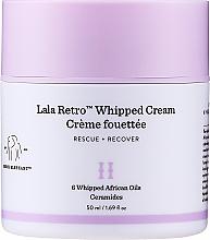 Perfumería y cosmética Crema facial hidratante con ceramidas - Drunk Elephant Lala Retro Whipped Cream