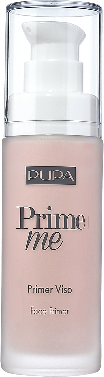 Prebase de maquillaje - Pupa Prime Me Perfecting Face Primer