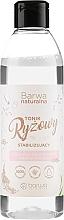 Perfumería y cosmética Tónico facial estabilizador y nutritivo con agua de arroz - Barwa Natural