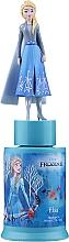 Perfumería y cosmética Gel de ducha infantil - Disney Frozen Elsa II 3D Shower Gel