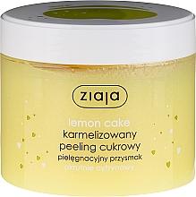 Perfumería y cosmética Exfoliante corporal a base de azúcar, caramelo - Ziaja Sugar Body Peeling